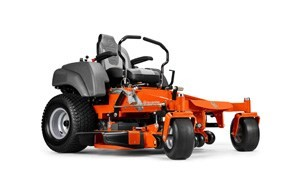 husqvarna mz61 briggs & stratton zero turn riding mower
