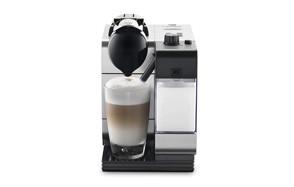 nespresso by de'longhi en520sl lattissima plus espresso and cappuccino machine