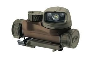 petzl strix ir tactical headlamp