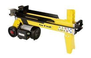 pow'-r' kraft 4 ton electric log splitter