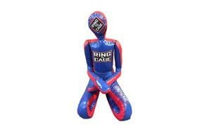 ring to cage deluxe mma grappling ground & pound dummy