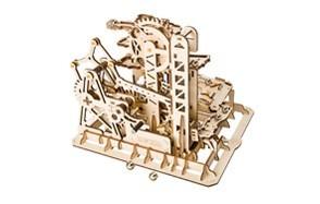 robotime 3d wooden mechanical brain teaser puzzle