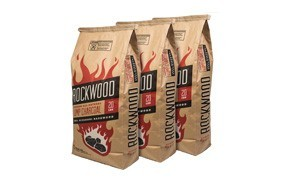 rockwood all natural hardwood lump charcoal