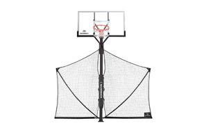 silverback basketball yard guard defensive net system