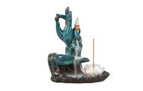 solejazz lotus backflow incense burner
