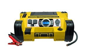 stanley fatmax 500w professional power station jump starter