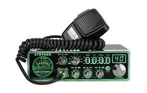 stryker radios sr 497 hpc