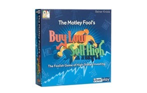 the motley fool's buy low sell high board game