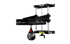 valor fitness ca 53 adjustable 2 inch boxing speed bag platform