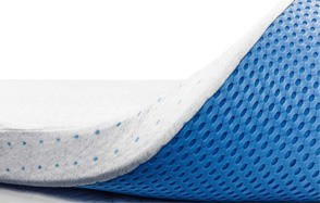 viscosoft 3 inch memory foam mattress topper