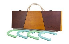 viva sol horseshoe set