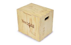 yes4all wood plyo box