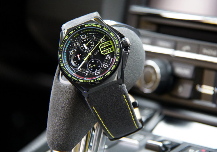 PaceMasters Paddock Chronograph