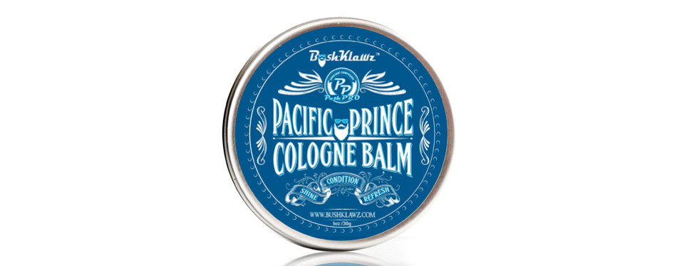 Pacific Prince Solid Cologne Balm Fragrance
