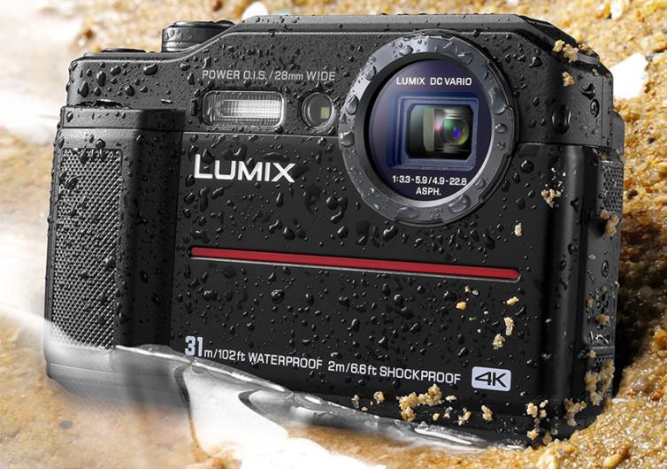 Panasonic DC-TS7K Lumix