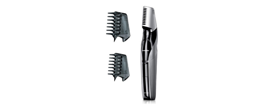Panasonic Electric Body Hair Trimmer and Groomer for Men