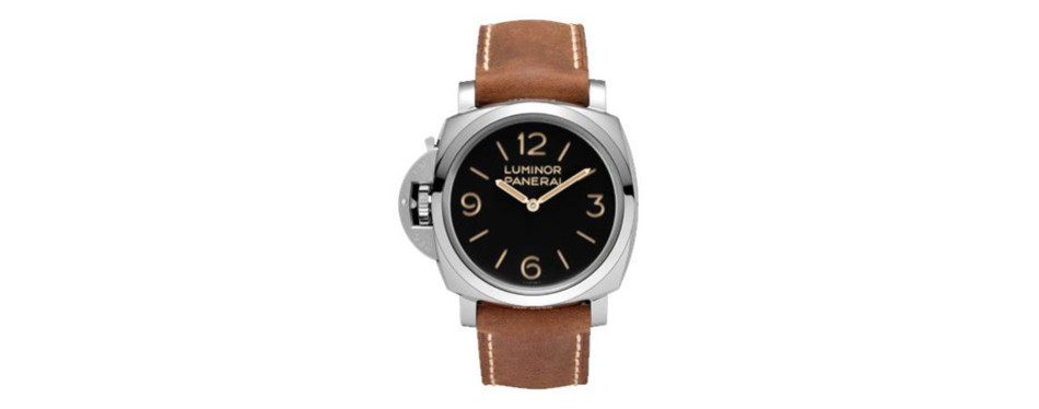 Panerai Luminor Left Handed Watch
