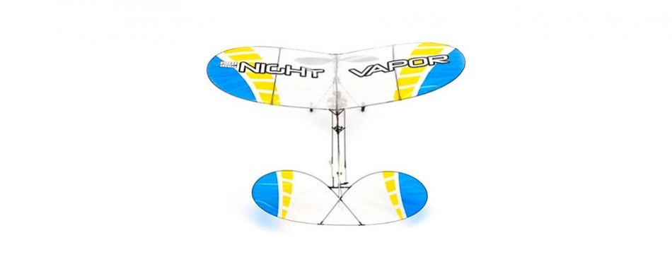 ParkZone Night Vapor RTF Vehicle Remote Control Plane
