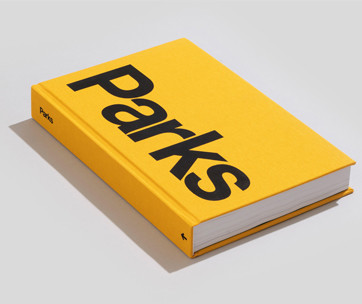parks coffee table book