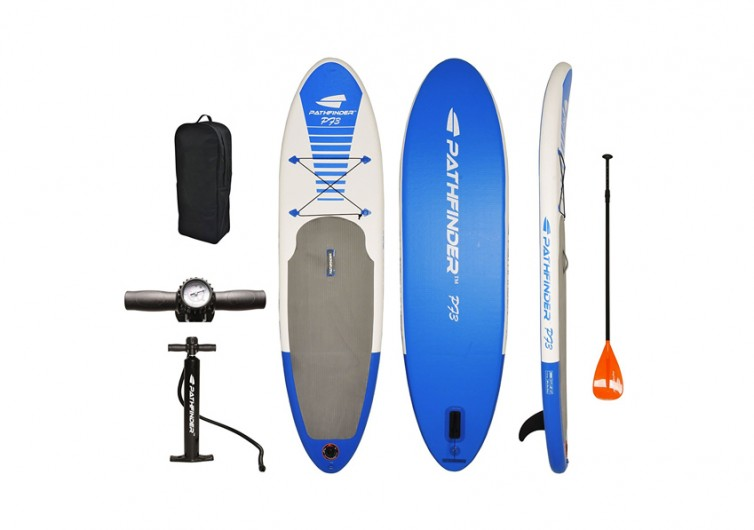 Pathfinder Inflatable Stan Up Paddle Board
