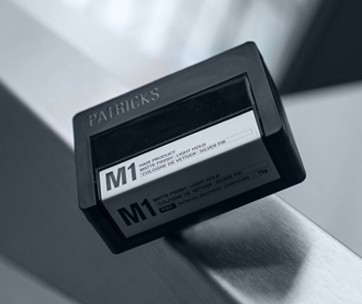 Patricks M1 Matte Hold Hair Paste