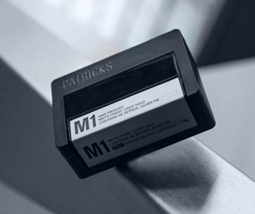 Patricks M1 Matte Hold Hair Paste