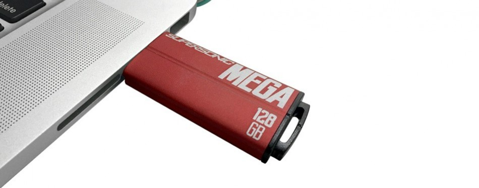 Patriot Supersonic Mega USB 3.1 Gen