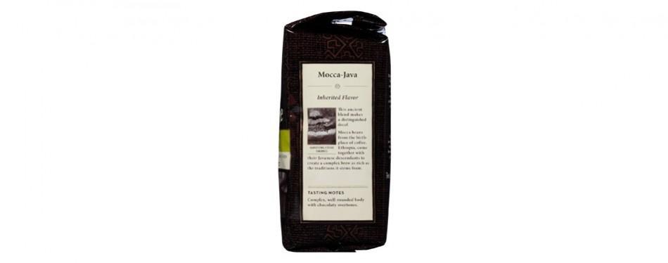 Peet's Coffee Mocca-Java Decaf Coffee
