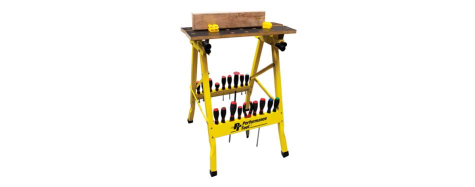 Performance Tool W54025 Portable Multipurpose Workbench