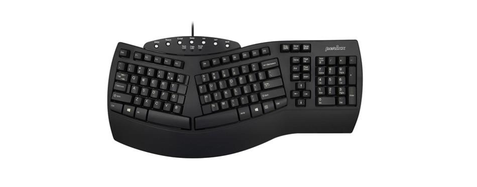 perixx periboard-512 ergonomic split keyboard