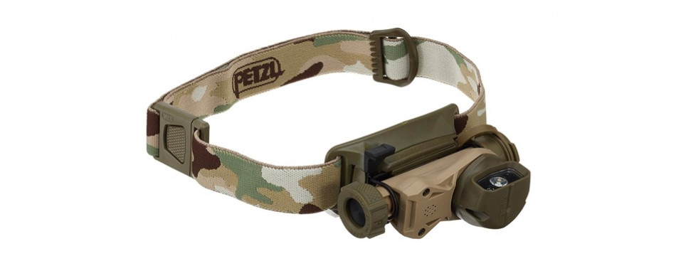 Petzl STRIX with Headband