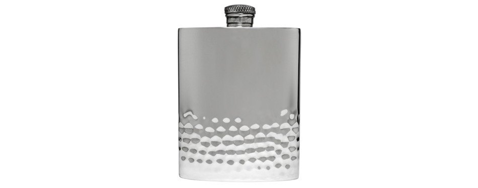 Pewter Flask