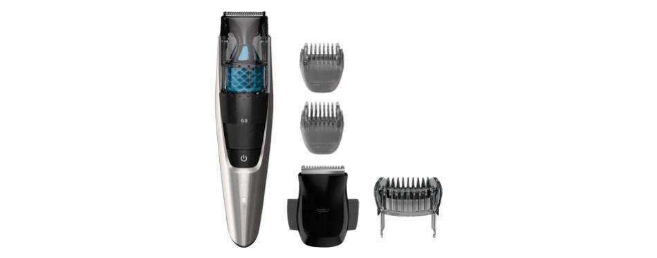 Philips Norelco Vacuum Beard Trimmer Series 7200