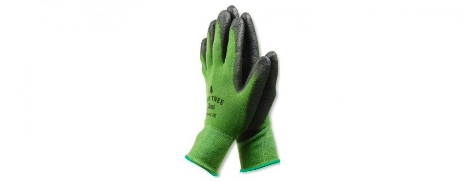 pine tree tools bamboo working gloves