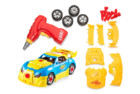Play 22 Take Apart Racing Car
