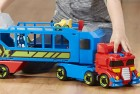 Playskool Heroes Transformers Rescue Bots Optimus Prime Trailer Playset