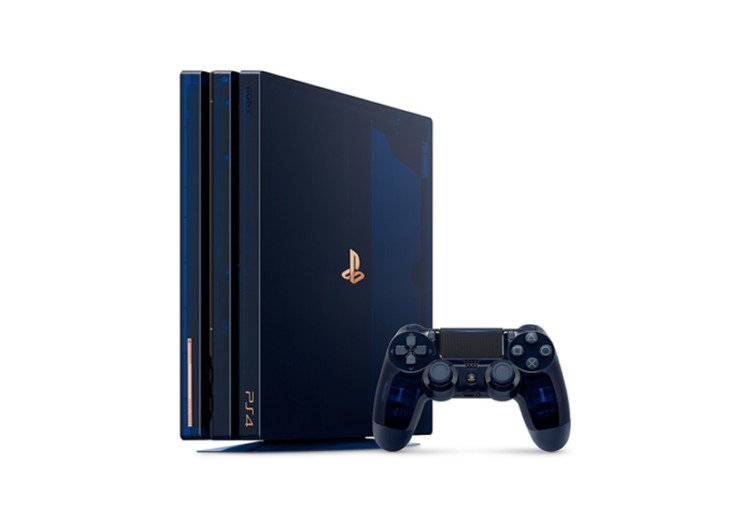 Playstation 4 500 Million Limited Edition