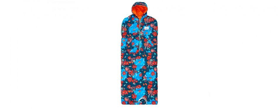Poler Men's Classic Napsack Wearable Sleeping Bag