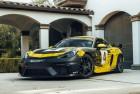 Porsche 718 Cayman GT4 Clubsort