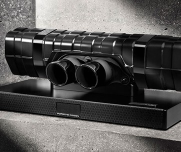 Porsche Design 911 Soundbar Black Edition