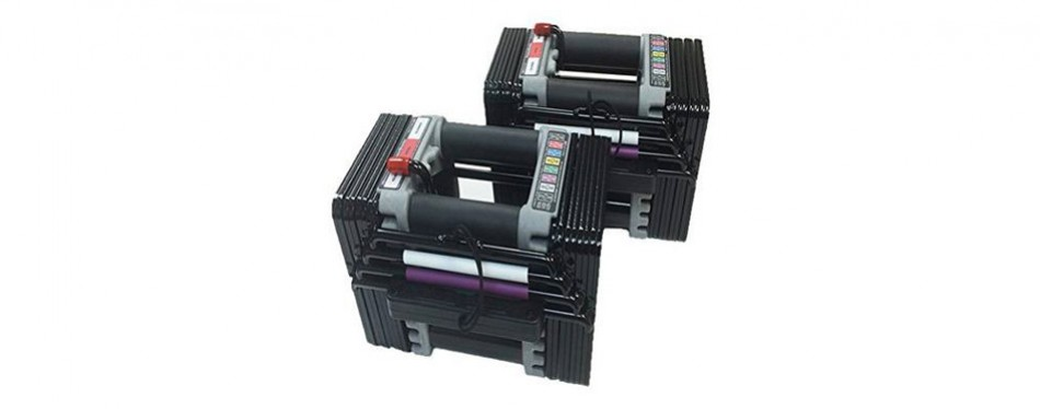PowerBlock Elite Adjustable Dumbbells