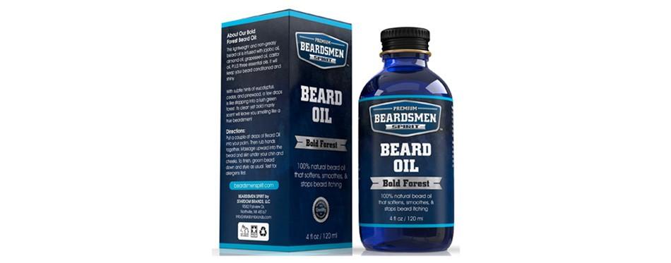 Premium Beard Oil