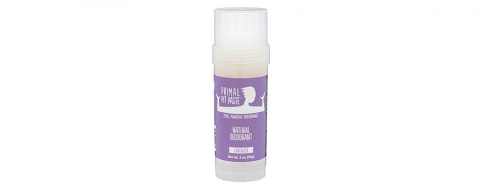 Primal Pit Paste All Natural Lavender Deodorant