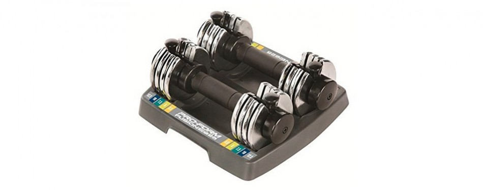 ProForm 25 Pound Adjustable