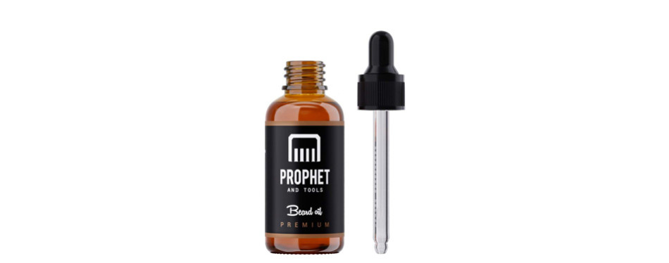 Prophet And Tools Beard Oil