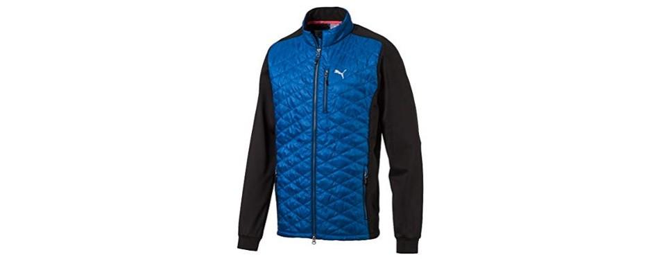 Puma Golf 2017 Men's Pwrwarm Extreme Jacket