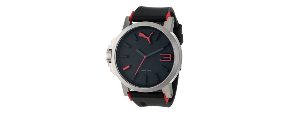 Puma Ultrasize Sports Left Handed Watch