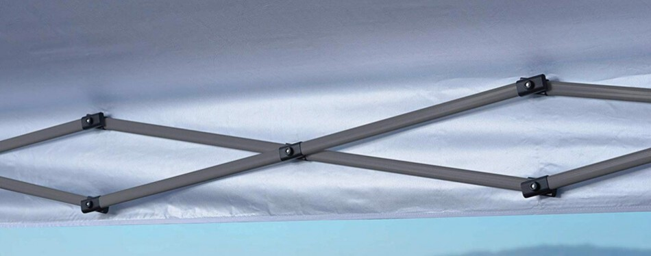 Quik Shade Expedition EX64 Slant Leg Instant Canopy