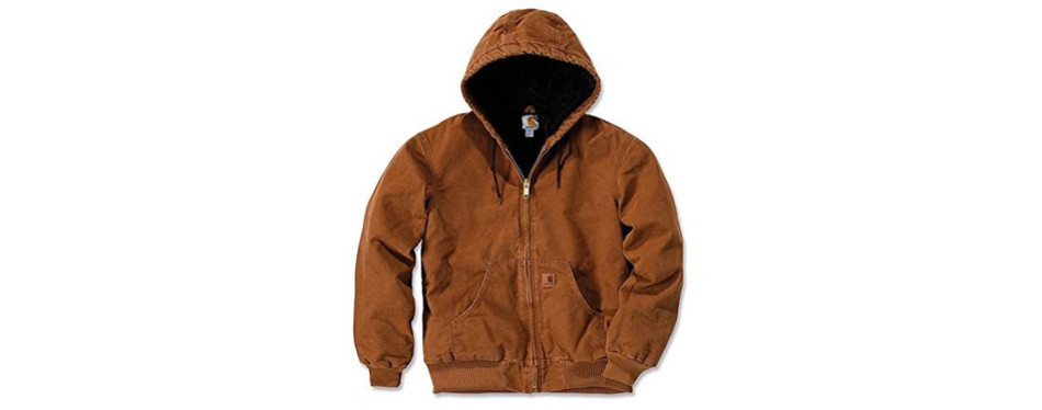 09abafc82d7 9 Best Carhartt Jackets For Men in 2019 [Buying Guide] Gear Hungry