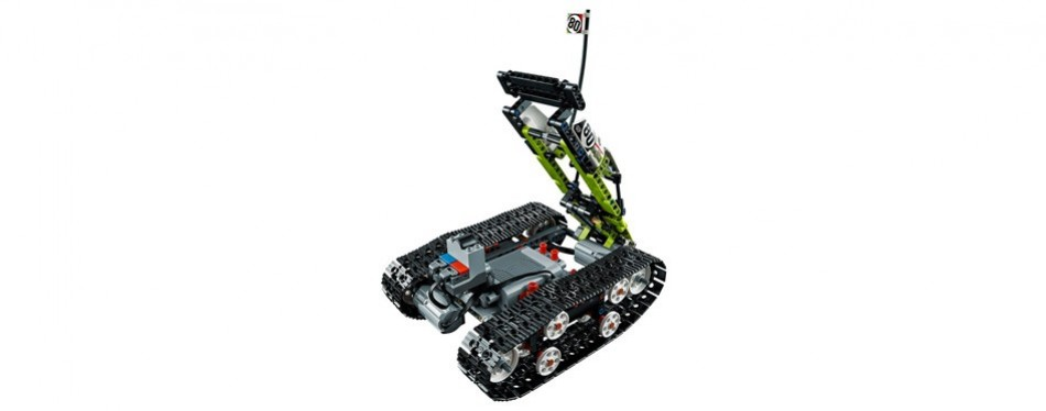 RC Tracked Racer Lego Technic Set